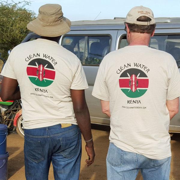 Clean Water Kenya T-Shirt