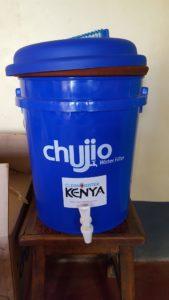 Water Filter Manufactured in Limuru, Kenya